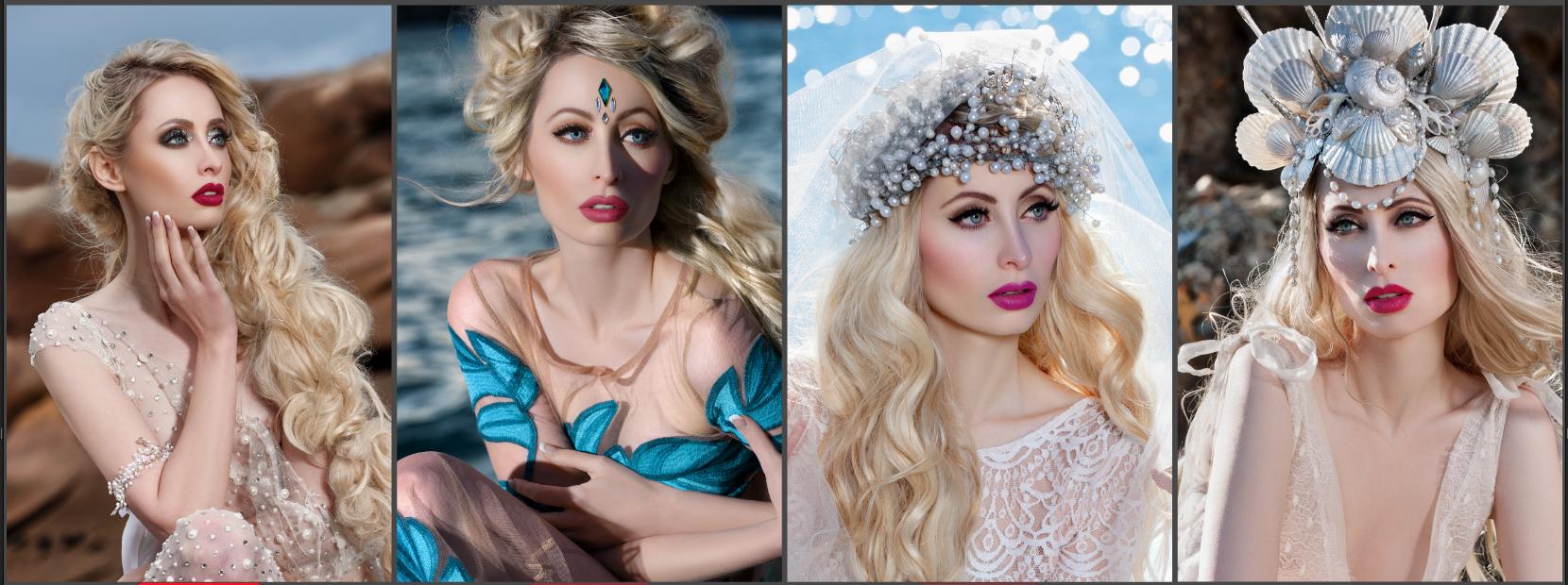 © Brice Dirlès photographe - Albine modèle - Makeup Lucie Champion & Pauline Munoz